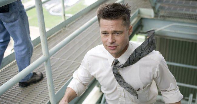 Bradd Pitt yapımcısı olduğu filmin galasına katılmayacak