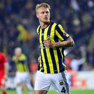 Fenerbahçe'de Kjaer şoku!