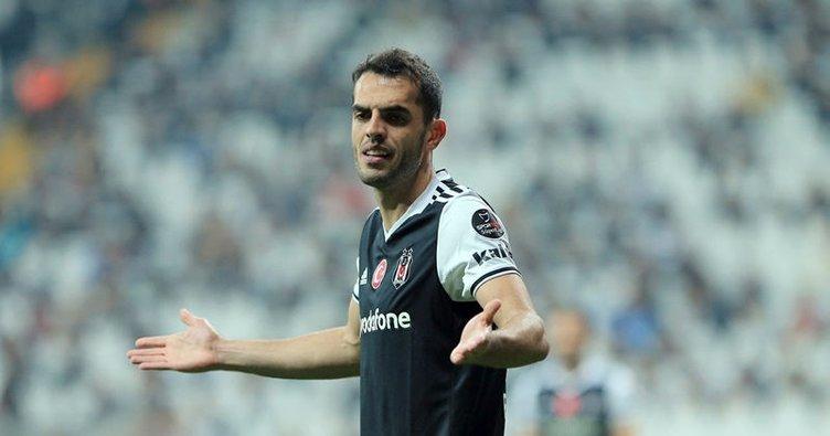 Rhodolfo Beşiktaş'tan Flamengo'ya transfer oldu