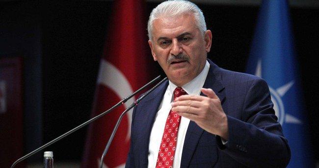Başbakan Yıldırım'a İzmir'e katkı ödülü
