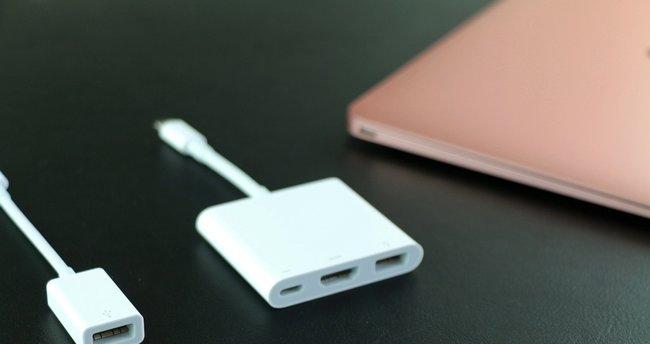 Apple USB-C ve Thunderbolt 3 adaptör fiyatlarında indirime gitti