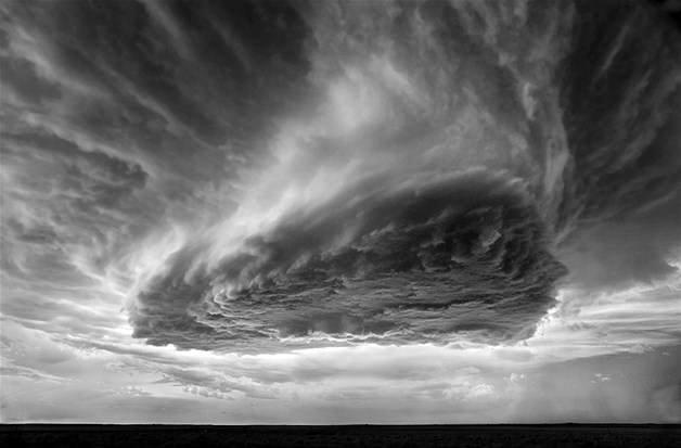 fırtınaların vahşi güzelliği