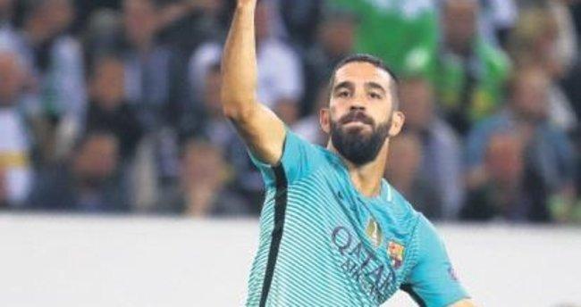 Arda, Barça'yı ayağa kaldırdı