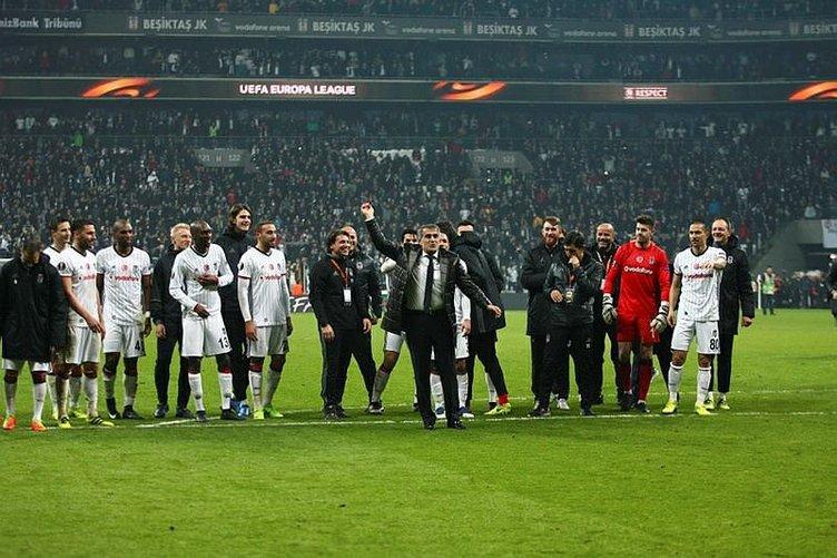 Hollanda'da Beşiktaş korkusu!