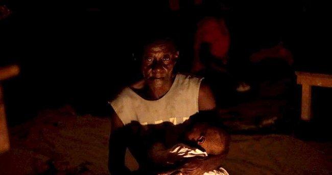 Kasırga alarmı! Küba'da halk mağaralara sığındı