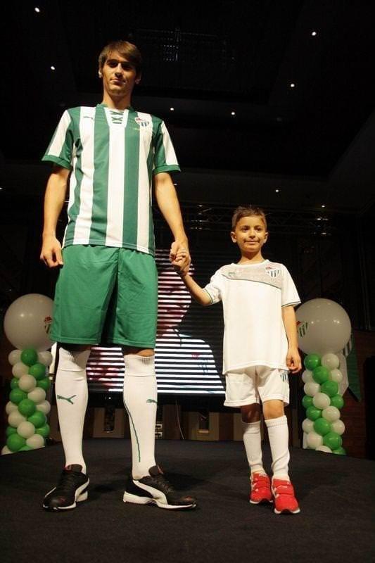 Bursaspor'un 2013-2014 sezonu formaları