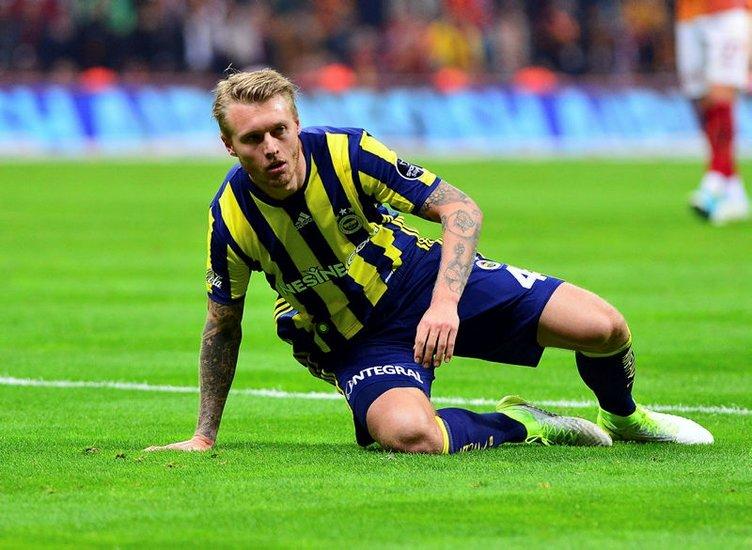 Kjaer'in Fenerbahçe'den ayrılması için...