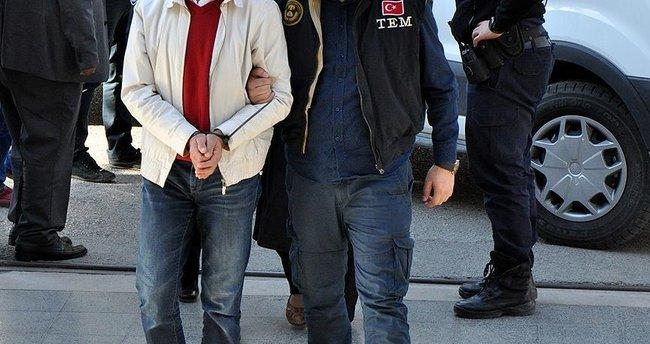 Kırıkkale'de 8 MKEK görevlisi FETÖ'den tutuklandı
