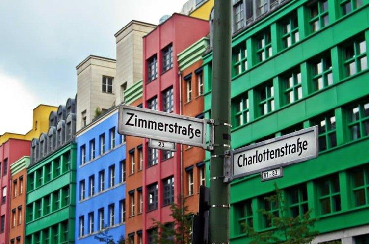 İşte dünyanın en renkli şehirleri