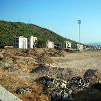 İzmir'de stat alanları moloz döküm yeri oldu