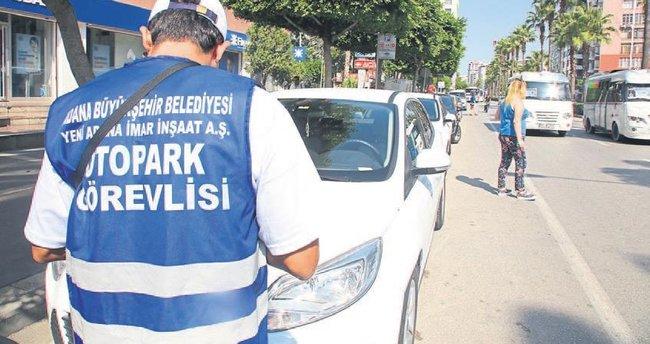 Büyükşehir'den parkmetre inadı