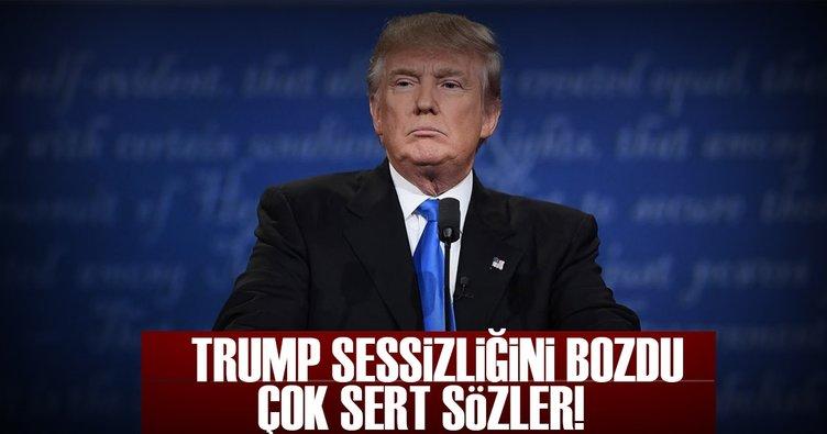 Trump'tan eski FBI başkanına çok sert sözler!