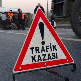 Ağrı da Trafik Kazası 6 Yaralı