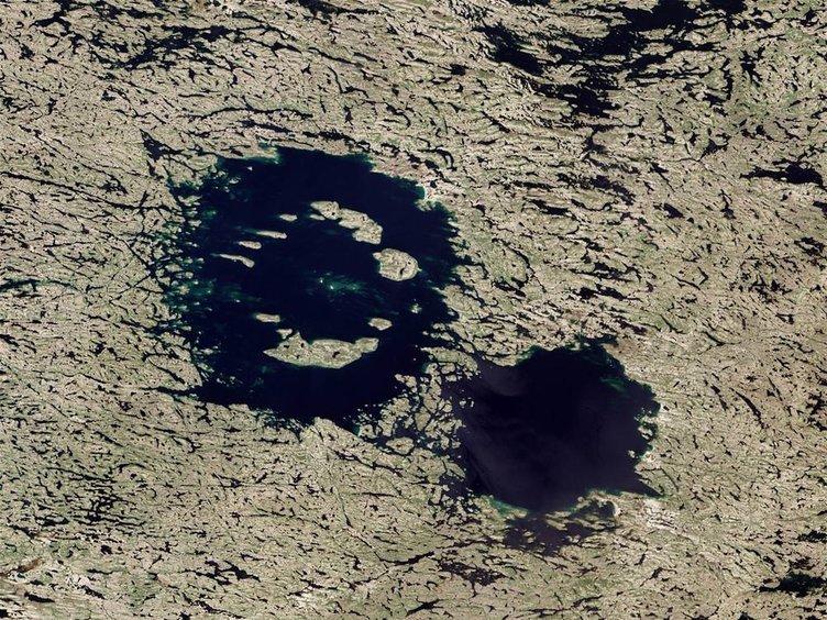 Uzay'dan 11 milyar piksellik fotoğraf