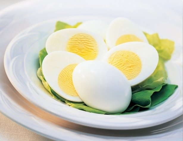 Yumurtanın büyük şifası