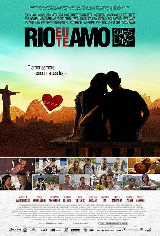 Seni Seviyorum Rio filminden kareler