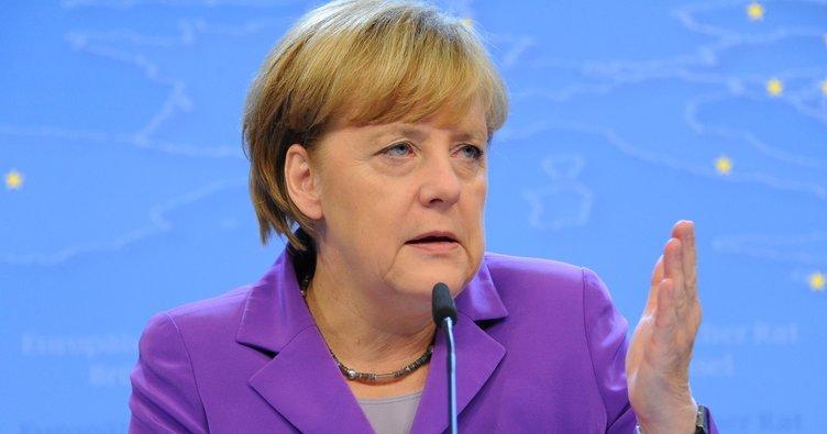 Merkel'den Trump'a tepki: Bu karar bizi durduramaz