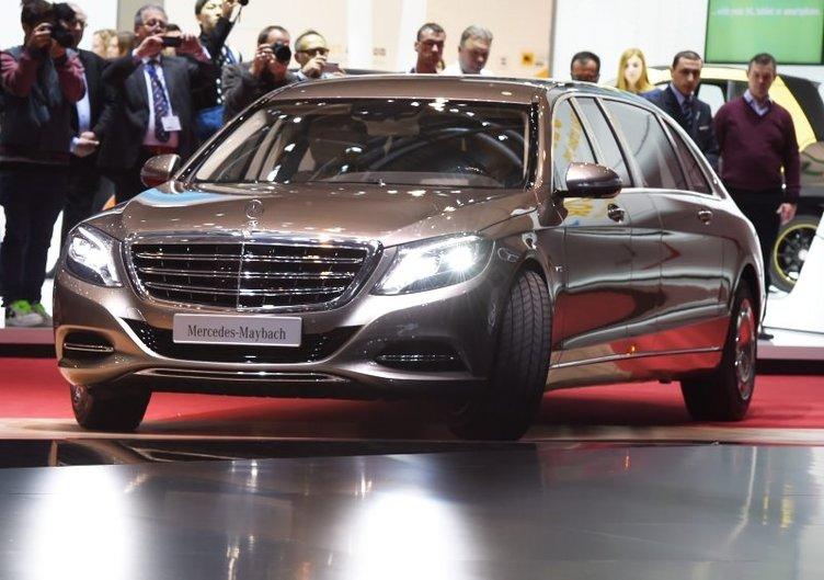 Cenevre 2015 Otomobil Fuarı