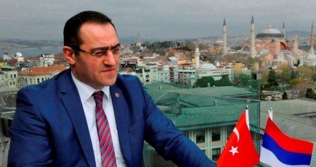 Talat Enveroviç Çetin'e FETÖ saldırısı