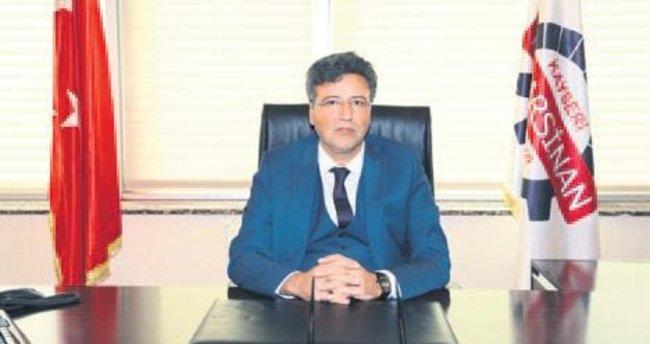 Oğuzbaş, Mimarsinan OSB Başkanı oldu