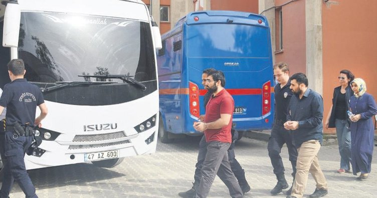 Antalya'da 14 ByLock'çuya gözaltı