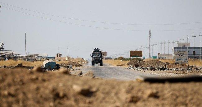 Musul'un güneyindeki Şura kasabası DEAŞ'tan geri alındı