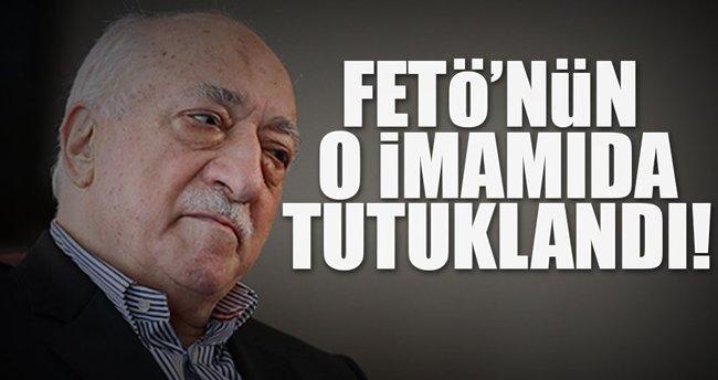 FETÖ'nün Marmara Bölgesi polis okulları imamı tutuklandı!