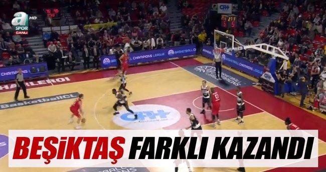 Proxımus Spırou- Beşiktaş Sompo maç sonucu
