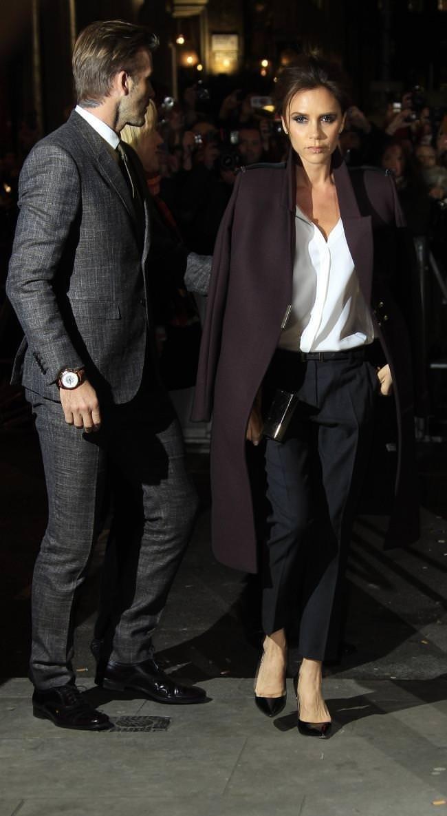 İşte Beckham çiftinin yeni sarayları