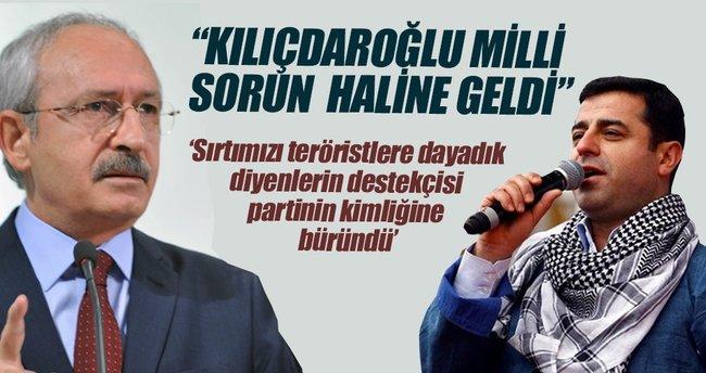 'Kılıçdaroğlu milli güvenlik sorunu haline geldi'