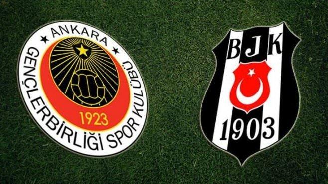 Gençlerbirliği - Beşiktaş Maçı (CANLI)