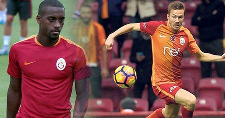 Galatasaray transfer için 'bek'liyor