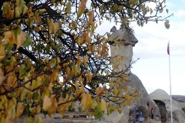 Kapadokya'nın gezi mevsimi geldi