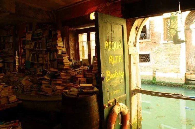 Dünyanın en etkileyici 12 kitapçısı