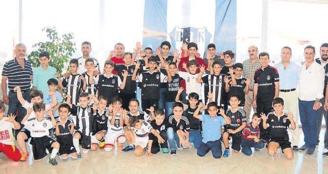 Beşiktaşlılar buluştu