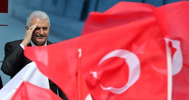 Başbakan Yıldırım'dan 'Nevruz Bayramı' mesajı!