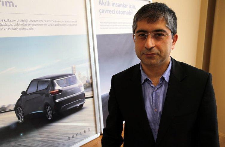 Türkiye'nin elektrikli ilk yerli otomobili