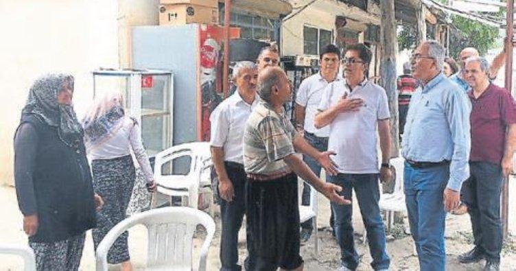 AK Parti heyeti yaylaları geziyor