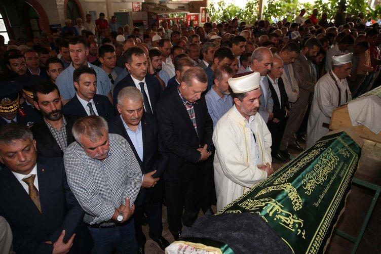 Cumhurbaşkanı Erdoğan Erdek'te