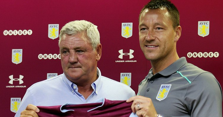 John Terry, Aston Villa'da