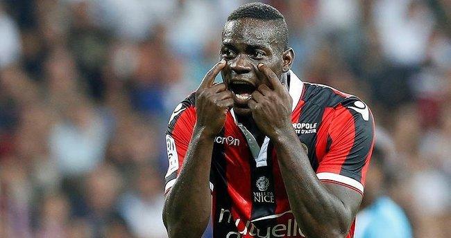 Balotelli 2 golle başladı