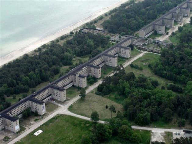Hitler'in bilinmeyen oteli