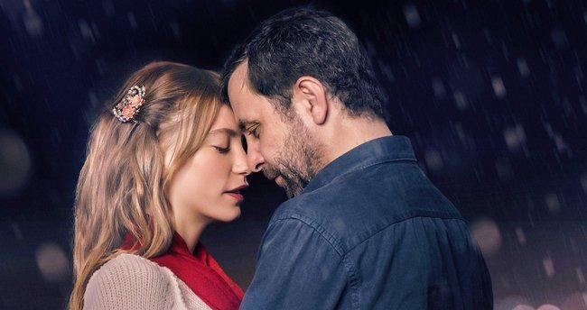 Serenay Sarıkaya ile Nejat İşler'in filminin fragmanı ortaya çıktı