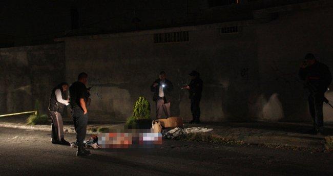 Meksika'da şiddet olayları