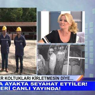 Türkiye'nin konuştuğu Zonguldak'lı madenciler Müge Anlı 'da!