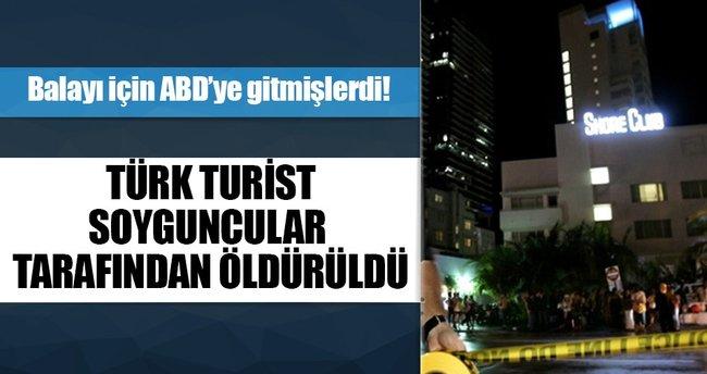 Türk turist ABD'de balayında öldürüldü