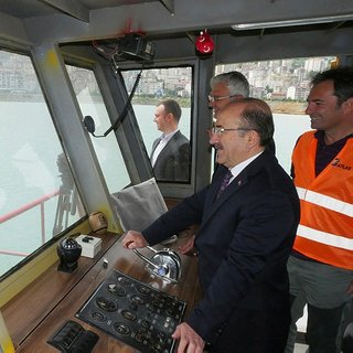 Trabzon teleferikler şehri oluyor