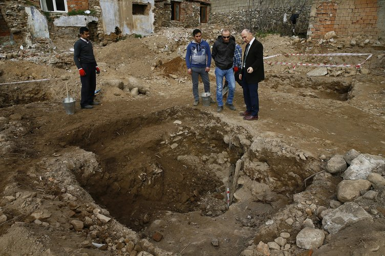 Aydın'da 2 bin yıllık mask çıktı!