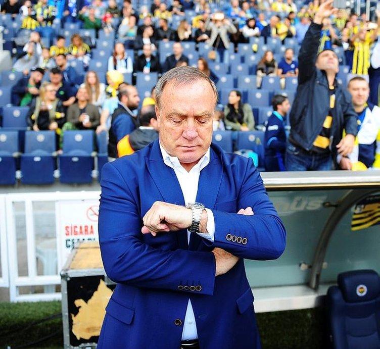 Advocaat giderse Fenerbahçe'nin başına o geçecek