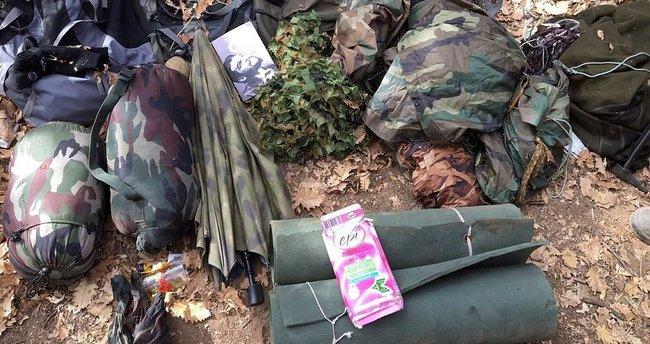 PKK'lı hainlere büyük darbe